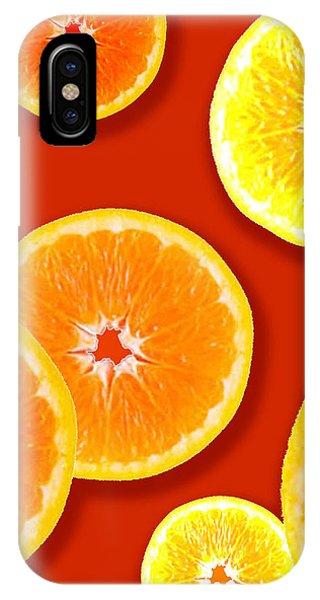 Tangerine Tango IPhone Case