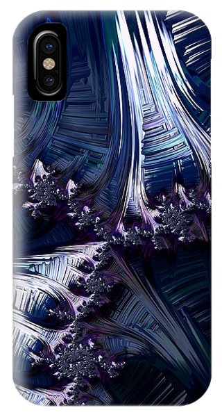 IPhone Case featuring the digital art Tangible by Jeff Iverson