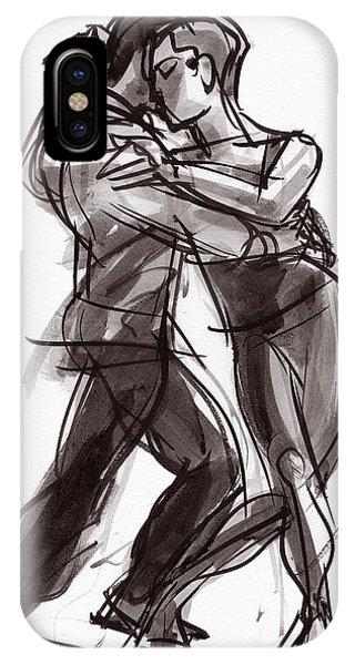 Tango #9 IPhone Case