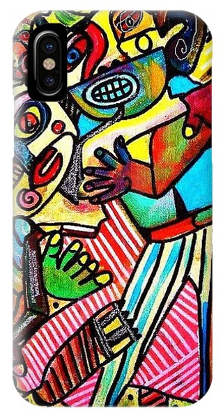 Tango Dance Of Love IPhone Case