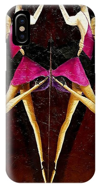 Tango Dancers #2 IPhone Case