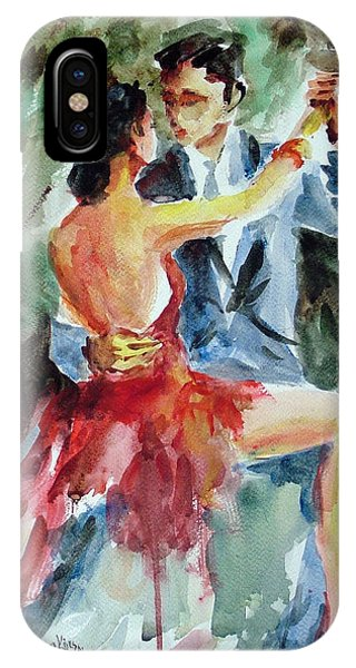 Tango In The Night IPhone Case