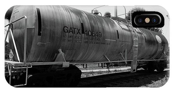 Tanker IPhone Case