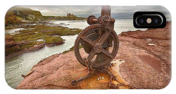 Castle iPhone Case - Tantallon Castle Views by Smart Aviation