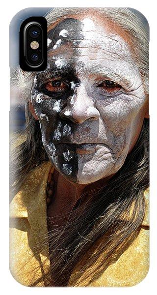 Taos Elder IPhone Case