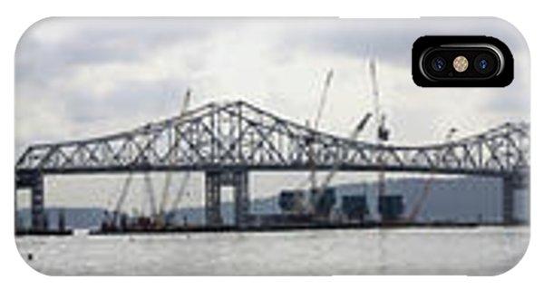 Tappan Zee Bridge From Tarrytown IPhone Case