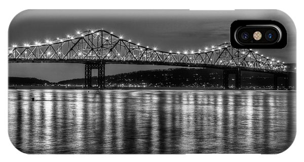 Tappan Zee Bridge Twilight IIi IPhone Case