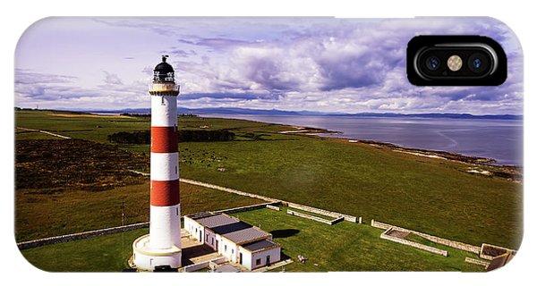 Tarbat Ness Lighthouse IPhone Case