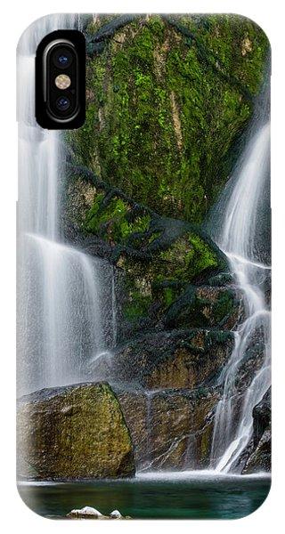Tarcento's Cascade IPhone Case
