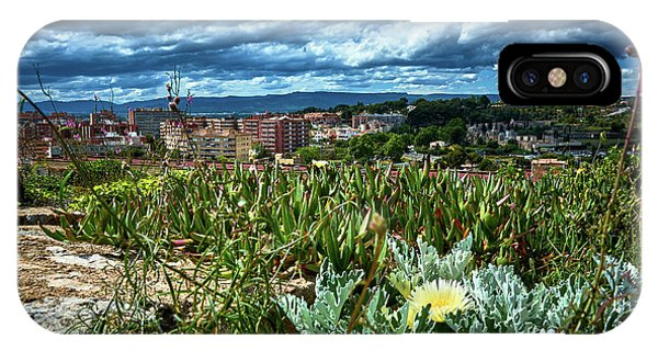 Tarragona From The Roman Wall IPhone Case