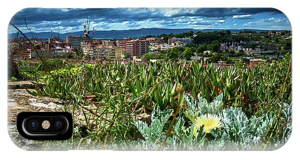 Tarragona From The Roman Wall IPhone Case