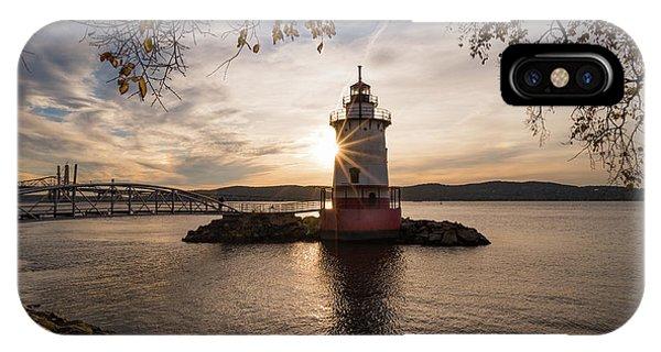 Tarrytown Lighthouse IPhone Case