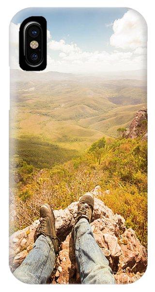 Discovery iPhone Case - Tasmania Bushwalking Views by Jorgo Photography - Wall Art Gallery