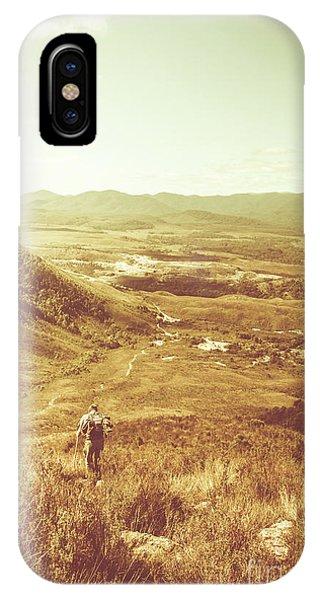 Achievement iPhone Case - Tasmania Wonder by Jorgo Photography - Wall Art Gallery