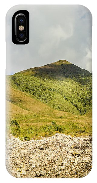 Rocky Mountain iPhone Case - Tasmanian Mountains by Jorgo Photography - Wall Art Gallery