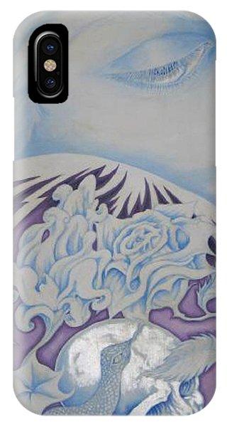 iPhone Case - Tattooed Goddess by Jacki Randall
