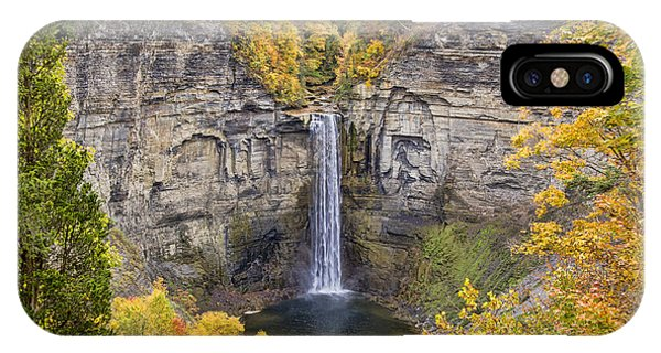Taughannock Falls IPhone Case