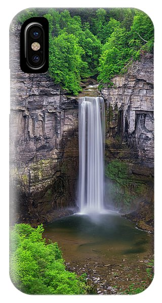 Taughannock-summer IPhone Case