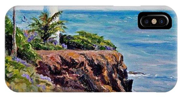 Impressionism iPhone Case - #tbt #artist#impressionism by Jennifer Beaudet