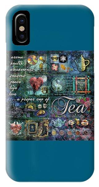 Tea IPhone Case
