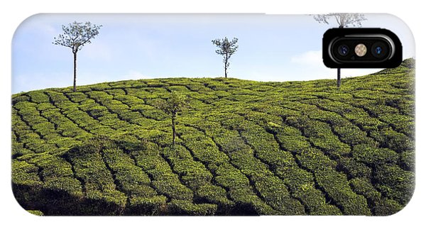 Kerala iPhone Case - Tea Planation In Kerala - India by Joana Kruse
