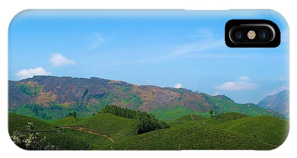 Kerala iPhone Case - Tea Plantation by Art Spectrum
