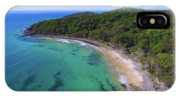IPhone Case featuring the photograph Tea Tree Bay At Noosa by Keiran Lusk