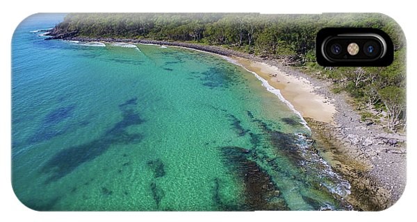IPhone Case featuring the photograph Tea Tree Bay In Noosa National Park by Keiran Lusk