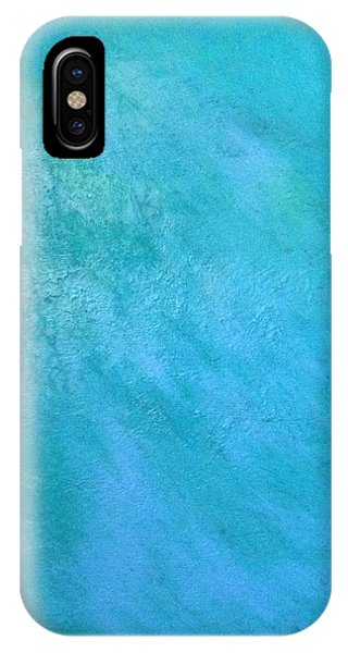 Teal IPhone Case