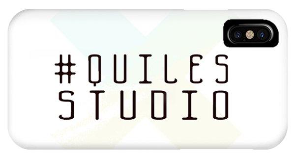Team Quiles IPhone Case