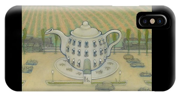 Teapot IPhone Case