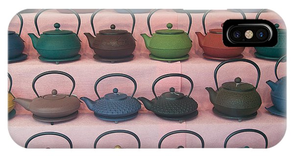 Teapots IPhone Case