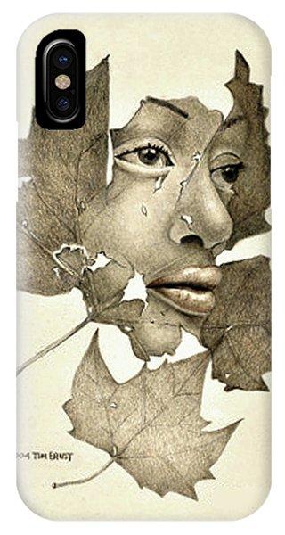 Tears IPhone Case