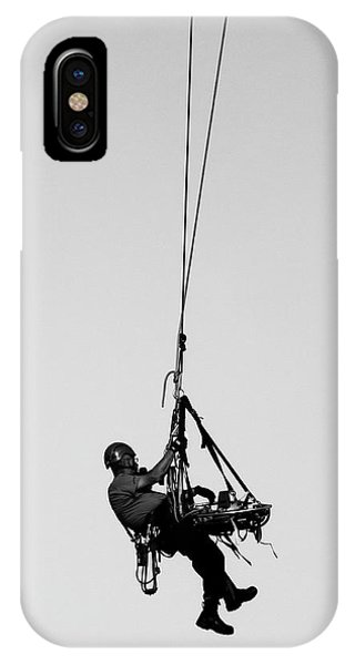 Technical Rescue Demonstration IPhone Case