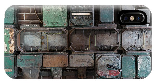 Technological Relics IPhone Case