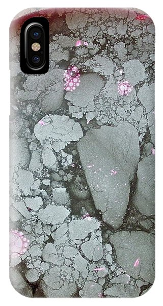 Tectonic With Sky Above And Below IPhone Case