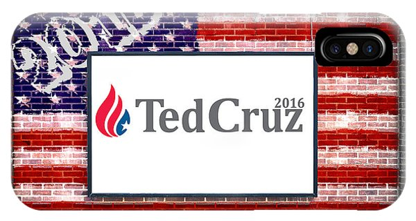 Ted Cruz For President IPhone Case
