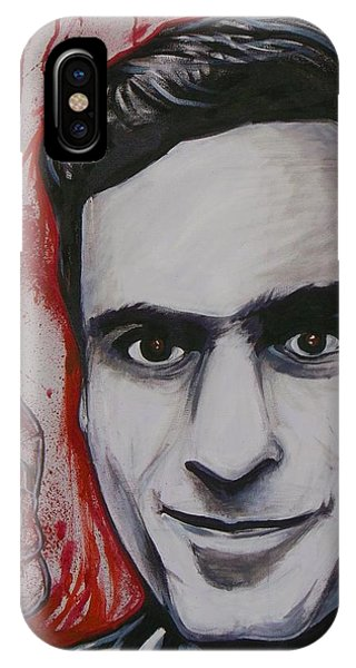 Ted Bundy iPhone Case - Ted by Sam Hane