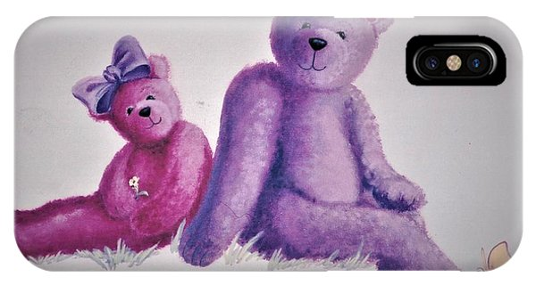 Teddy's Day IPhone Case