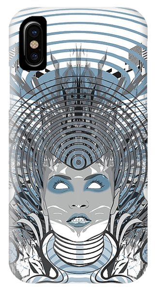 Telepathy IPhone Case