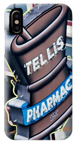 iPhone Case - Tellis Pharmacy/ King Street by Lisa Marie Towne