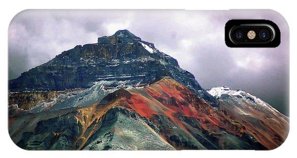Telluride Mountain IPhone Case