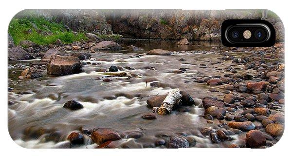 Temperance River IPhone Case