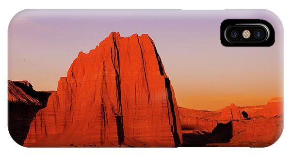 Temple Of The Sun  IPhone Case