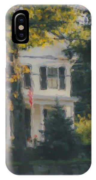 Ten Lincoln Street, Easton, Ma IPhone Case