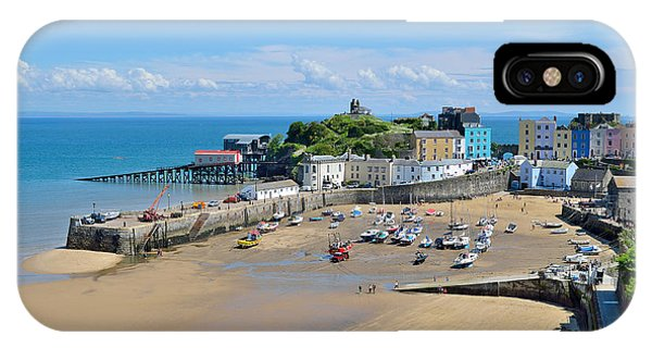 Tenby 1 IPhone Case