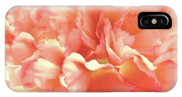Tender Carnation IPhone Case