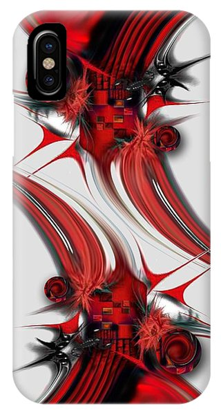 Tender Design - Composition IPhone Case