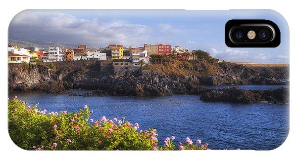 Canary iPhone Case - Tenerife - Alcala by Joana Kruse