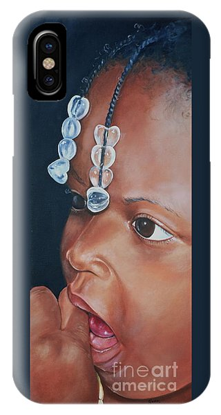 Teniya IPhone Case